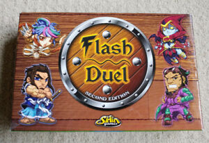 Flash Duel board game