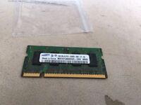 1GB 2Rx8 PC2-5300S SAMSUNG mix make