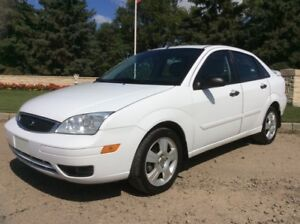 2007 Ford Focus, SES-PKG, AUTO, LEATHER, ROOF, 154K, $5,500
