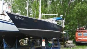 "Van De Stadt Sea Dog 29'11"" 15000$ vente rapide"
