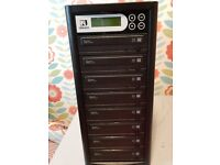 U-Reach Blu-ray DVD/CD duplicator 1-7