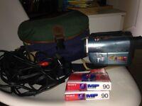 Samsung VP-L530B PAL 8mm Video Camera