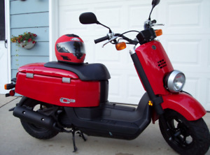 WANTED YAMAHA C3  XF50 SCOOTER