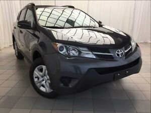 2015 Toyota RAV4 LE: Upgrade Package, New Brakes!