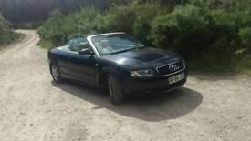 Audi A4 Convertible