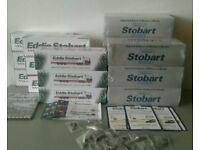 LARGE JOB LOT OF 16 X EDDIE STOBART TRUCK / VEHICLE COLLECTION BUNDLE !!! Atlas Editions C.O.A
