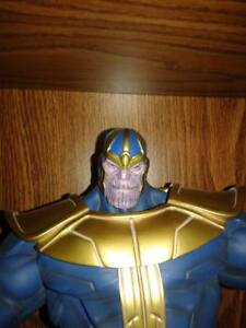 MARVEL UNIVERSE THANOS FINE ART STATUE