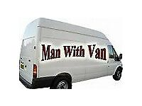 Man and van services - reliable, honest and fairly priced.