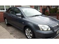 Toyota Avensis 1.8 VVT-i colour collection for sale