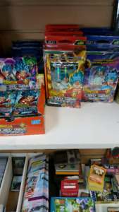Dragonball z galactic battle card game in stock p market games