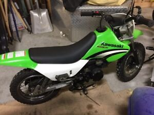 2006 Kawasaki 50cc Dirtbike For Sale