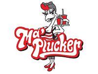 Ma Plucker - Line Chef