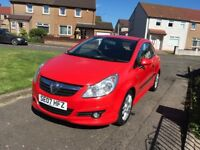 * Vauxhall Corsa 1.0 * 2007 * LOW MILES* Excellent Condition * Great first car * VXR Body kit *