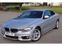 BMW 4 Series 3.0 430d M Sport Step Coupe Auto (2014) *MEGA SPEC FBMWSH* £20,890