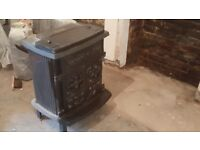 Log burner great condition from a renovation project