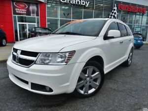 2010 Dodge Journey R/T**NAVIGATION GPS**JANTES EN ALLIAGE CHROME