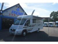 2012 ELDDIS MAJESTIC 155 AUTOQUEST PEUGEOT BOXER 2.2 DIESEL 6 SPEED MANUAL 4 BER