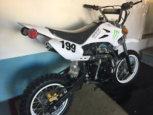 125CC BRAND NEW DIRTBIKES!! MANUAL 4 SPEED
