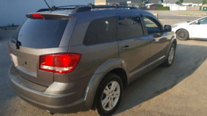 ACCIDENT FREE 2012 DODGE JOURNEY SAFETIED