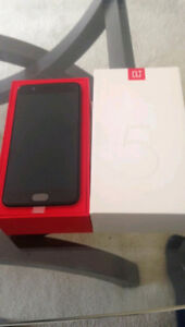 Brand new One Plus 5 for sale