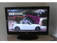 "Sharp Aquos 32"" Flat Screen TV"