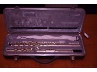ODYSSEY FLUTE WITH TUITION BOOKS, CD AND MUSIC STAND