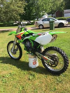Kx125 top and bottom rebuild