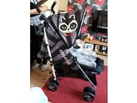 Cosatto racoon buggy
