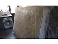 Durest king size pocket sprung memory foam mattress