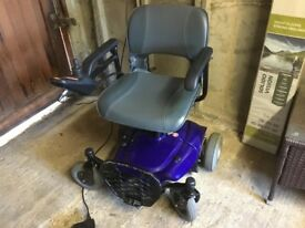 Betterlife Capricorn Electric Wheelchair