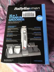 Babyliss for mens Groomer