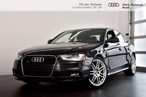 2013 Audi A4 2.0 TFSI TECHNIK S LINE ! NOUVEL ARRIVAGE !
