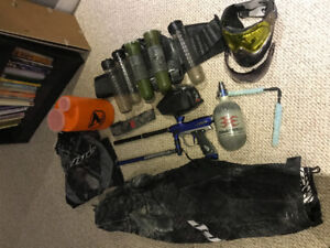 Fantastic Paintball package 10/10 **text if interested
