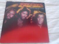 Bee Gees LP Vinyl Spirits Having Flown