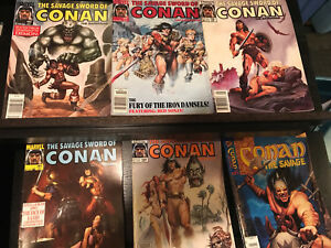 Conan the Barbarian - 22 classic comics