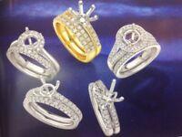 Diamond rings & loose stones