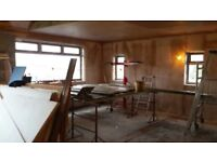 A1. plastering services.