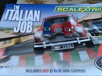Scalextric collection 4 sets