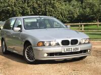 BMW 530 diesel automatic estate 2003