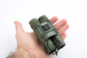 10x25 compact binoculars for sports, bird watching, etc.