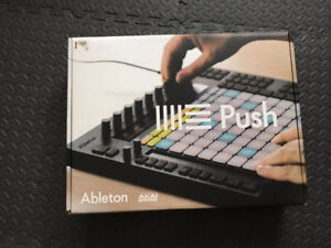 Mint Ableton Push with Original box