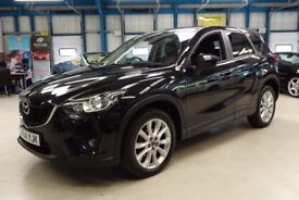 Mazda CX-5 D SPORT [NAV / 1 OWNER] (deep black) 2014