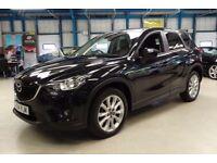 Mazda CX-5 D SPORT [NAV / 1 OWNER] (deep black) 2014