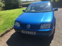 Volkswagen Bora 1.6 Petrol. New Timing belt MOT Dec