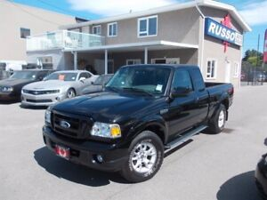 """2011 Ford Ranger 4WD SuperCab 126"""""""