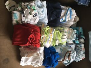 Baby Boy Clothes NB and 0-3 months