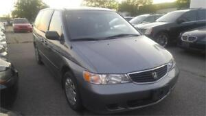 Honda Odyssey LX LOW KM 7 seater JUST TRADED IN!