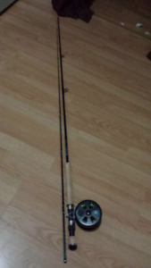 Superfly Performance Fly Rod/Reel