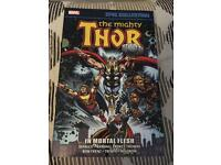 The Mighty Thor Marvel Book