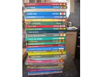 Joblot of 28 Haynes Manuals. Various models, all 1970's, 80's and 90's. Clearance Bargain.